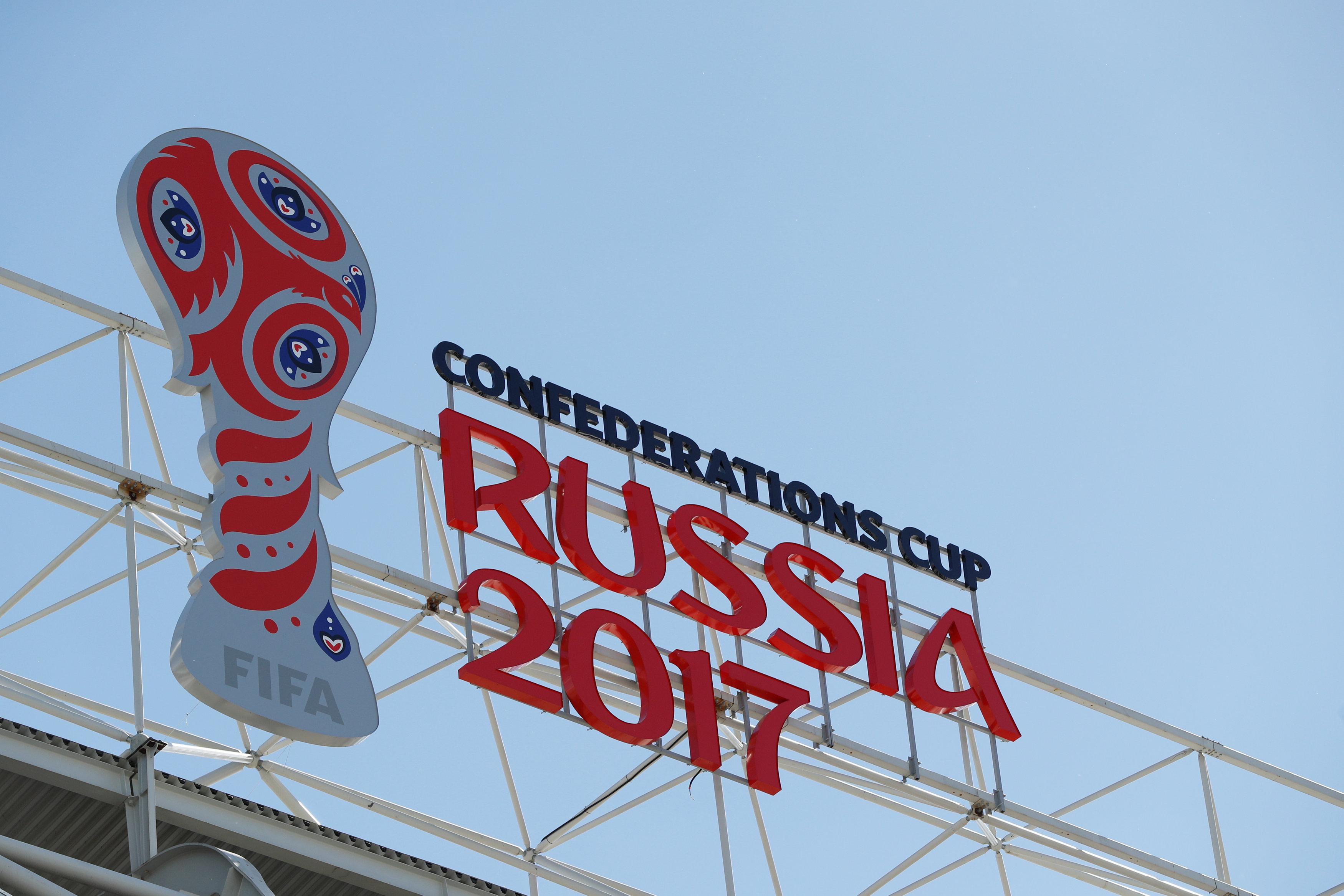 FIFA defiende uso de tecnología en Copa Confederaciones