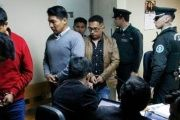 Bolivian officials detained in Chile