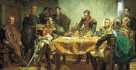 """""""Formar de todo el mundo nuevo una sola nación"""" era el sueño de Simón Bolívar."""