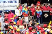 Maduro called for a National Constituent Assembly on May 1st.
