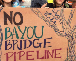 Bayou Bridge Pipeline is in violation of the Louisiana State Constitution as