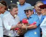 Colombia Celebrates as FARC Completes Promised Weapons Handover