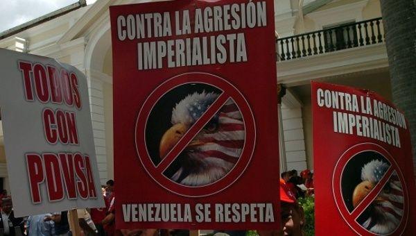 Венесуэла: оккупация США уже началась и проводится ExxonMobil