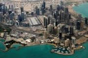 Qatar is threatened with heightened trade sanctions.