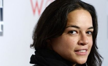 "Actress Michelle Rodriguez calls out sexism in ""Fast and Furious"" films."