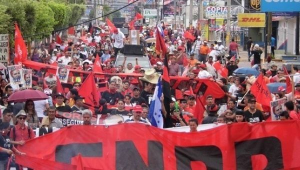 National Popular Resistance Front of Honduras