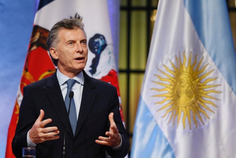 El mandatario argentino ha llevado adelante una serie de políticas contra los trabajadores