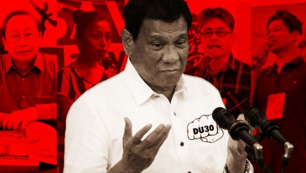 """One year into Duterte's presidency, his ability to steer the nation toward the ""change"" he promised is fraught with serious questions,"" said Ramos."
