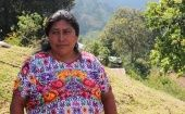 """The poverty in Guatemala affects women most and hardest, especially Indigenous women,"" Antonia Batz, 40, told Reuters."