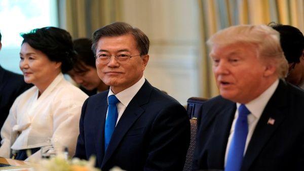 'La paciencia estratégica con el régimen de Corea del Norte fracasó'.- Donald Trump