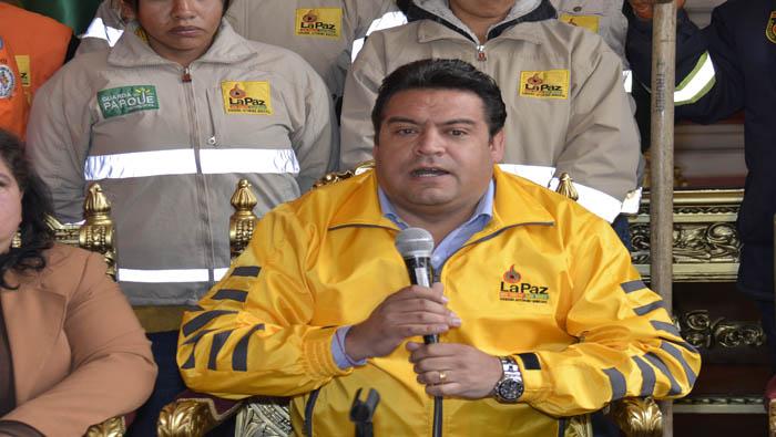 Alcalde boliviano anuncia que La Paz optará a ser ciudad arcoíris
