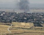 The attacks are in retaliation to wayward mortar fire from Golan Heights in Syria.