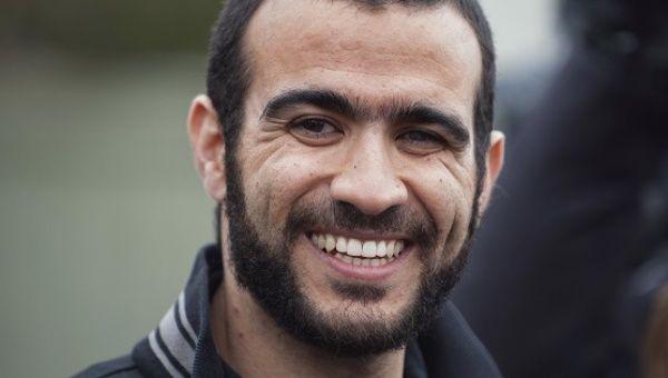 Omar Khadr, Guantanamo Bay