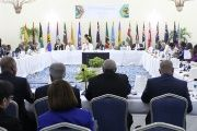 Caricom representatives meet in Grenada.