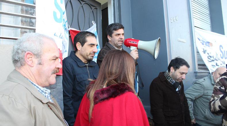Según López el paro docente en Buenos Aires tiene una adhesión del 90 por ciento. A las 11H00 (hora local) se concentrarán en el Paseo Colón para marchar a la Legislatura.