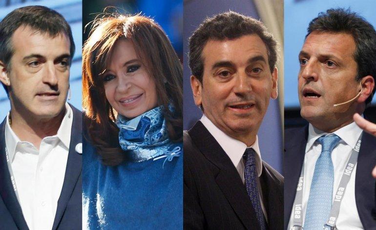 En dos días inicia campaña en Argentina por las legislativas