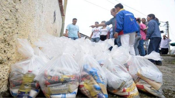 Bernal aseguró que el Gobierno venezolano mantiene el compromiso con la distribución de los alimentos en el país.
