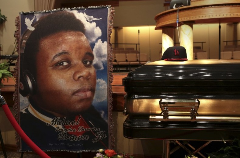 Michael Brown was shot and killed  August 9, 2014 by a white police officer in Ferguson, Missouri. His death sparked riots and made BLM a national movement