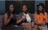 The Founders of Black Lives Matter Alicia Garza, Patrisse Cullors and Opal Tometi