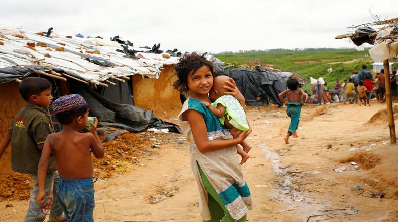 Más de un millón de rohingya viven en Rakáin, donde sufren una creciente discriminación desde el brote de violencia sectaria en 2012, que causó al menos 160 muertos y dejó a unos 120.000 confinados en campos de desplazados.