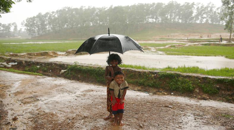 Las autoridades birmanas consideran que los rohingya son inmigrantes bangladesíes.