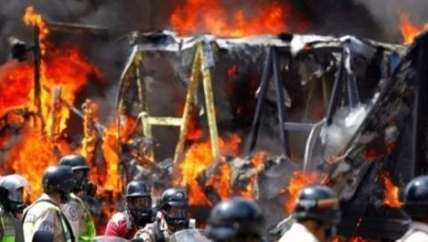 it is possible that much of the international left has been misled about the violence in Venezuela.
