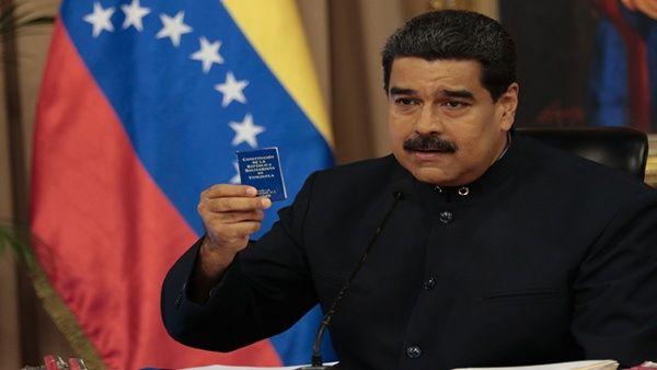 """La Cancillería de Venezuela repudió las amenazas de EE.UU. y señaló que ese país """"cree que va a recibir como respuesta la subordinación a la que está habituado""""."""