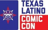 Screenshot from the Texas Latino Comic Con website.