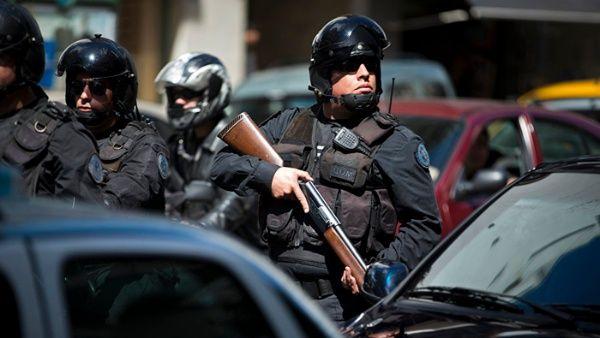 Fuerzas policiales argentinas asesinaron a 110 personas en 2016