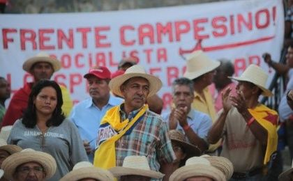 More than 300 leaders have been assassinated in the last years for raising their voices against landowners in the states of Zulia, Barinas, Apure and Portuguesa.