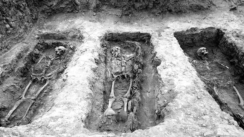 Otra exhumación hecha por la ARMH.