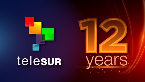 Happy Birthday TeleSUR! 12 Years and Going Strong