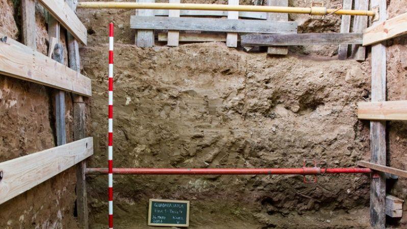 Las fosas tienen más de cuatro metros de profundidad; los fusilamientos fueron una tarea premeditada.