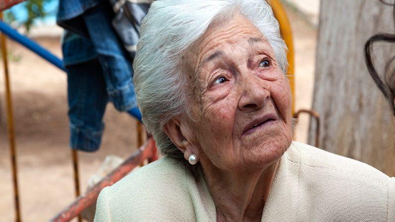 Ascensión Mendieta ha pasado 77 años buscando los restos de su padre.