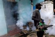 About half of the dengue cases are reportedly from the western region of Sri Lanka.