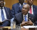 Permanent Representative of Haiti to the U.N. Denis Regis.