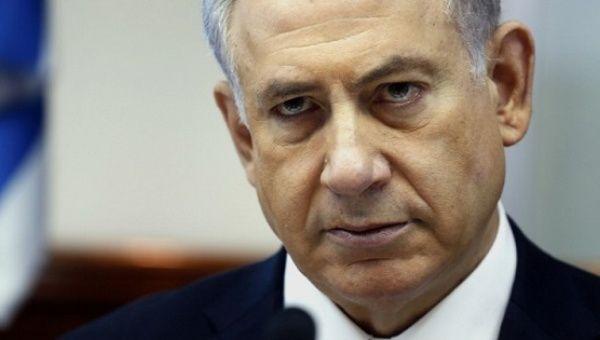 Israeli Prime Minister Benjamin Netanyanu.