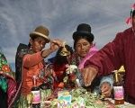 Indigenous people in South America honor Pachamama with several ceremonies.