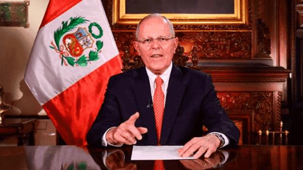 Resultado de imagen para Pedro Pablo Kuczynski, Presidente de Perú