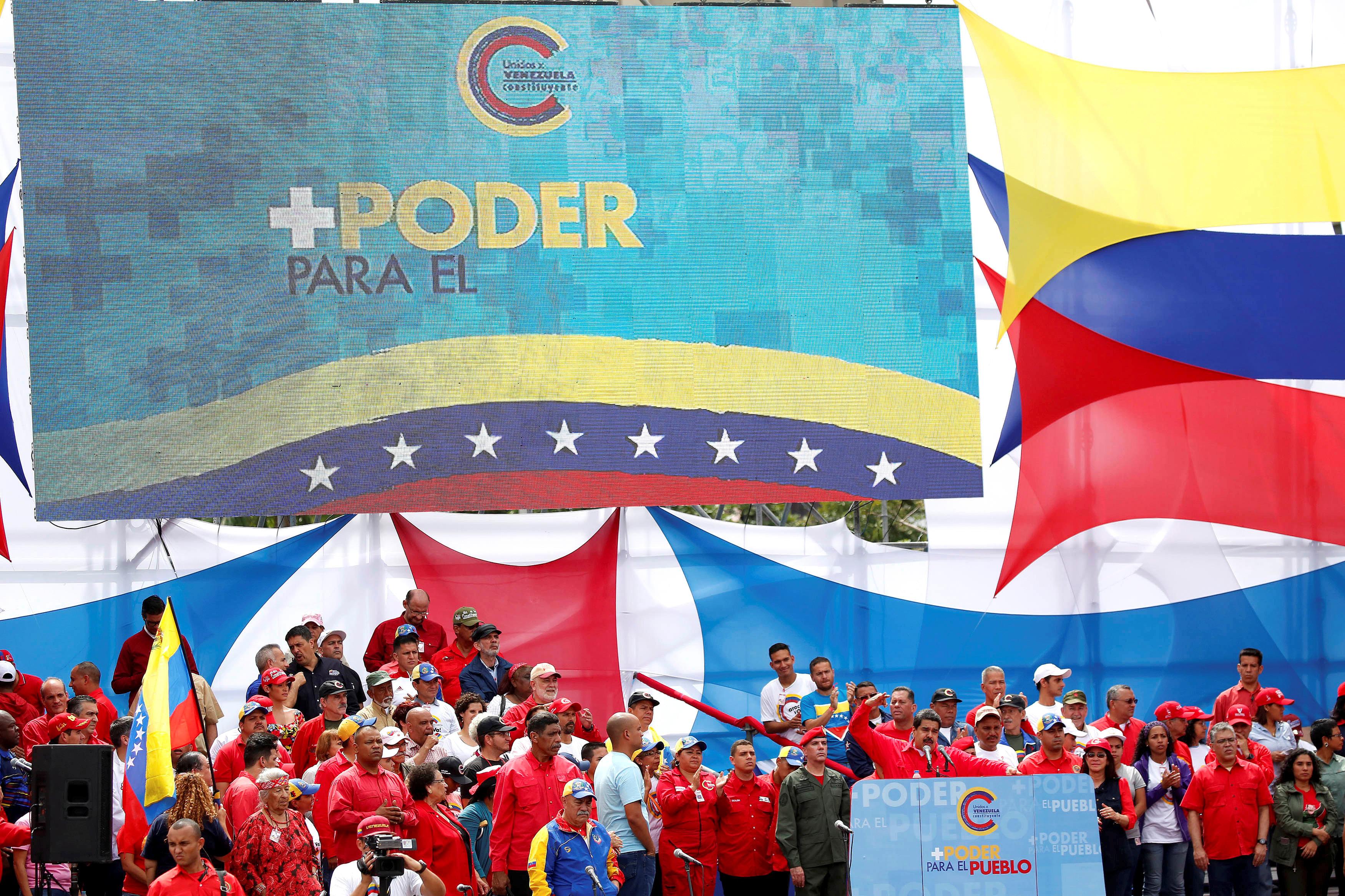 """Rusia espera elecciones de Constituyente en Venezuela """"sin provocaciones"""""""