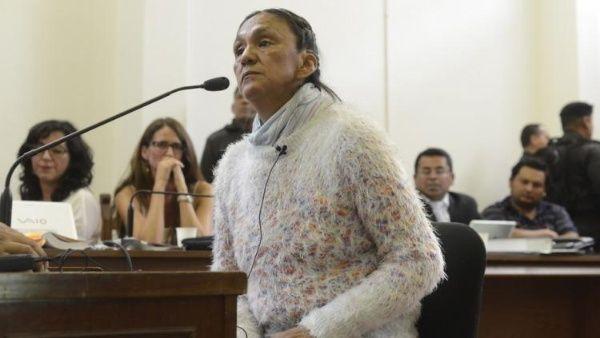 """""""Seguiremos peleando y como dijo la CIDH se debe cumplir la resolución de Naciones Unidas que implica la inmediata libertad"""" de Milagro Sala, dijo su abogada, Elizabeth Gómez."""