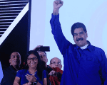 The Venezuelan President Nicolas Maduro addressed the nation on state television on the eve of the vote.