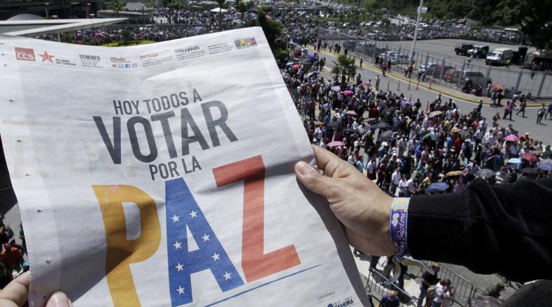 Masiva participación por la ANC en Poliedro de Caracas | Multimedia | teleSUR