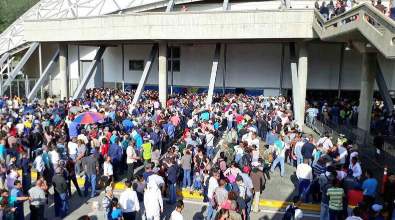 Colombia, México, Panamá y Estados Unidos coinciden en su rechazo hacia el proceso democrática e insisten en atacar al gobierno del presidente Nicolás Maduro.