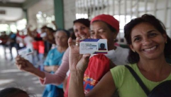 Hundreds of thousands of Venezuelans voted for the National Constituent Assembly on July 30, 2017.