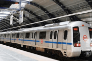 New Delhi's city rail transit system has been named the world's first