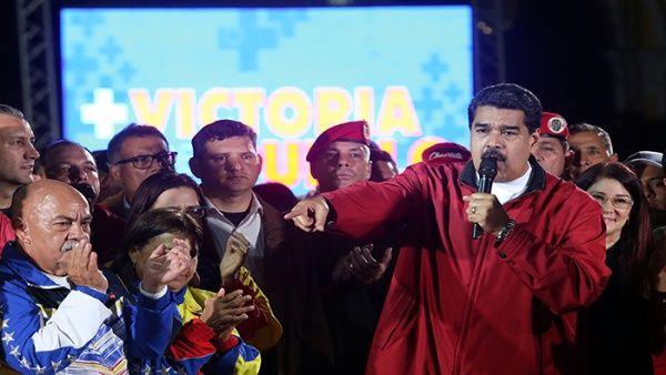 Basta de injerencias, de conciliábulos, de traiciones al espíritu bolivariano