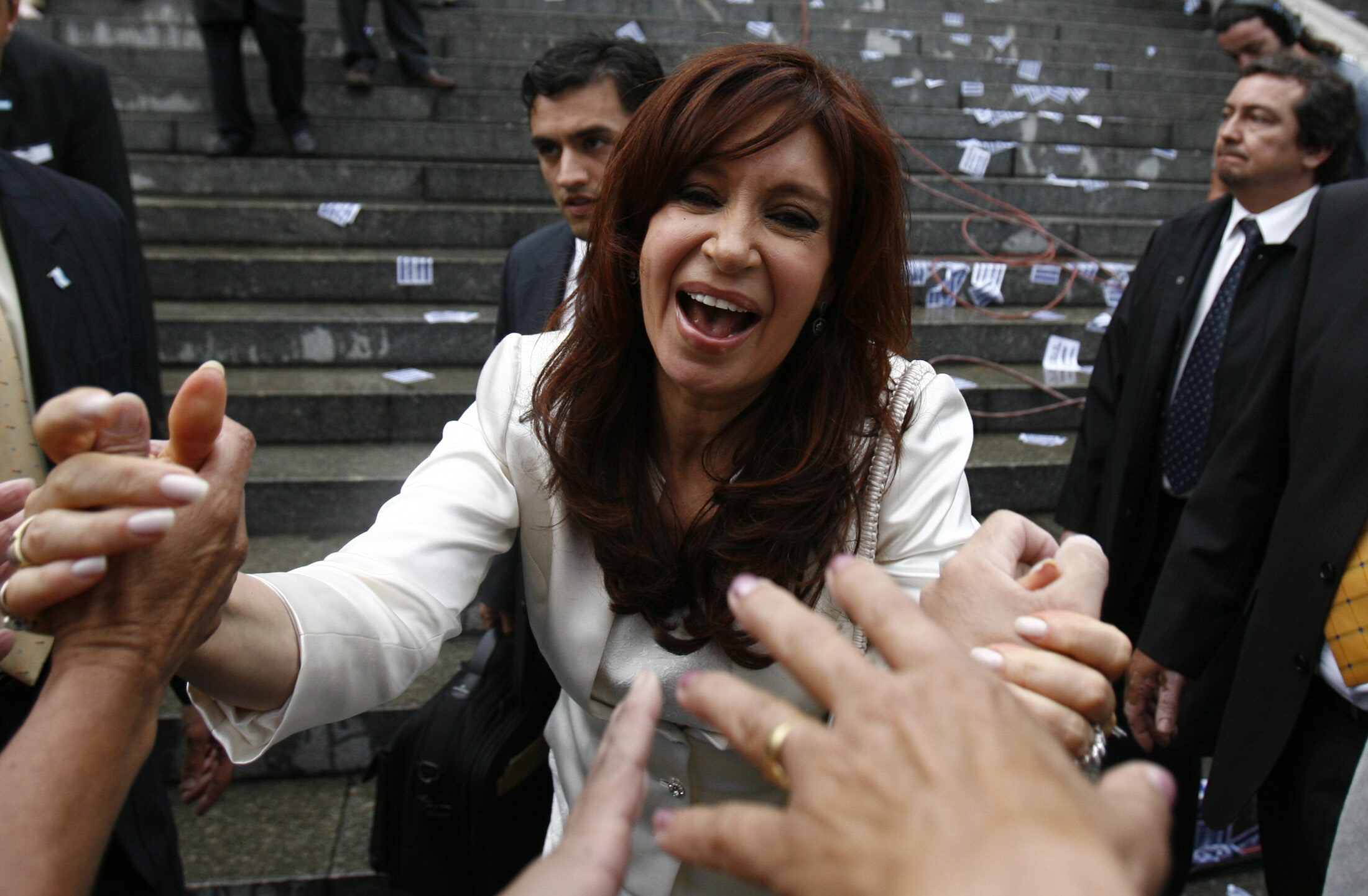 CFKes precandidata a senadora para la provincia de Buenos Aires.