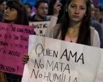 One million women are said to have taken part last year in Peru's first #NiUnaMenos march
