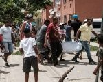 People are killed daily in shootouts between rival Rio gangs competing for control of the favelas or from police action.